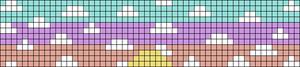 Alpha pattern #54740