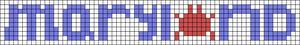 Alpha pattern #54741