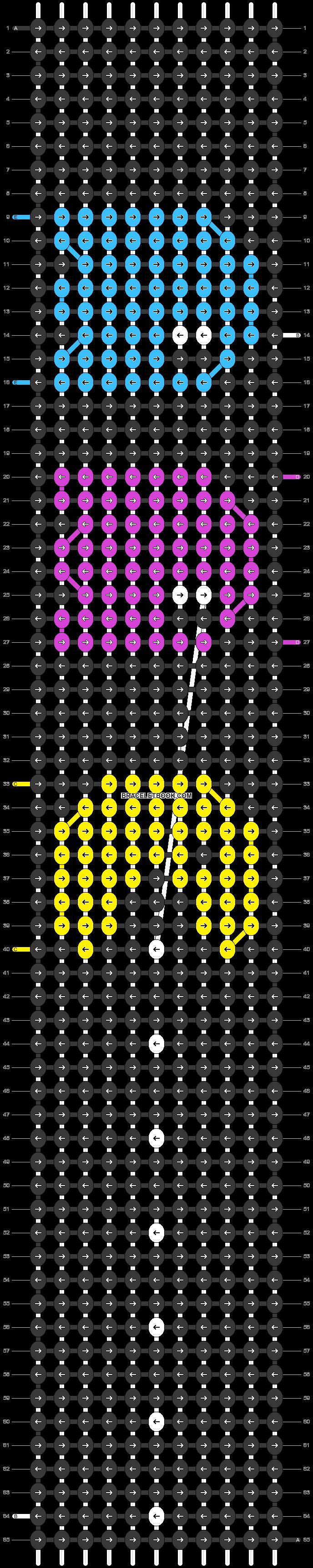 Alpha pattern #54779 pattern