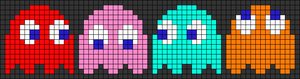 Alpha pattern #54795
