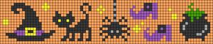 Alpha pattern #54804