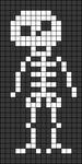 Alpha pattern #54807