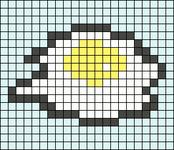 Alpha pattern #54809