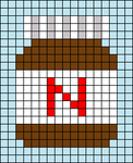 Alpha pattern #54817