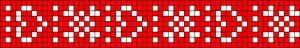 Alpha pattern #54820