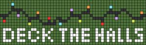 Alpha pattern #54822