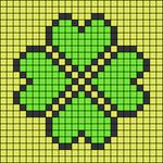 Alpha pattern #54826
