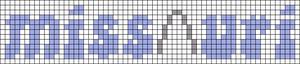 Alpha pattern #54829