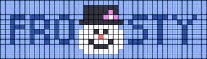 Alpha pattern #54835