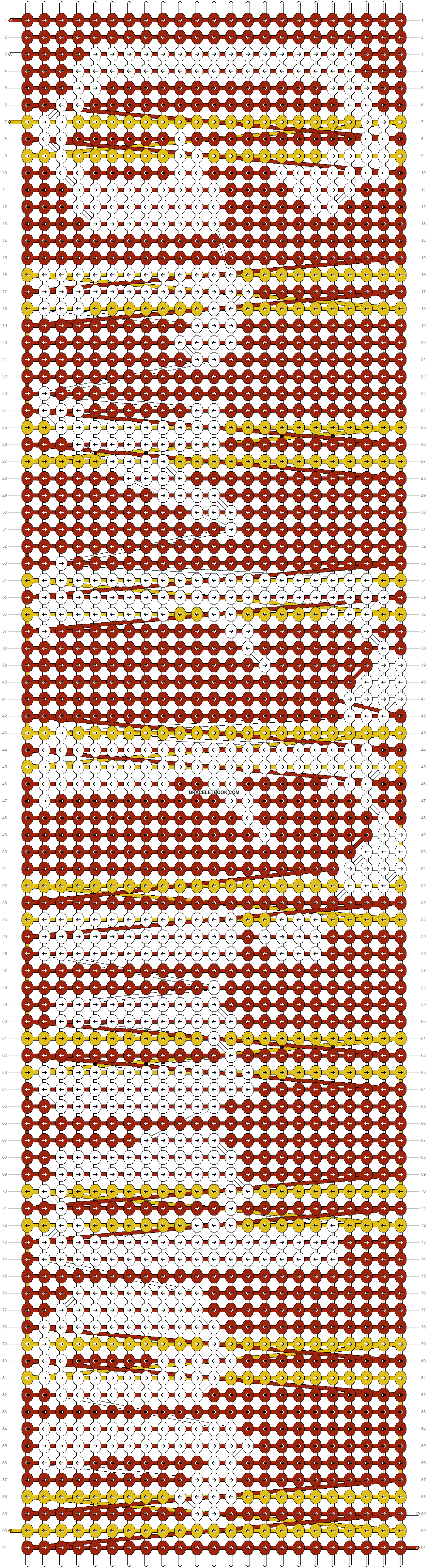 Alpha pattern #54839 pattern