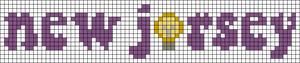 Alpha pattern #54851