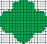 Alpha pattern #54866