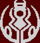 Alpha pattern #54867