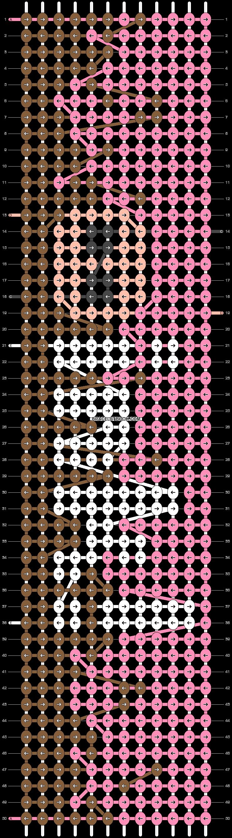 Alpha pattern #54869 pattern