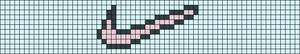 Alpha pattern #54874