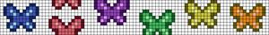 Alpha pattern #54878