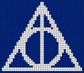 Alpha pattern #54888