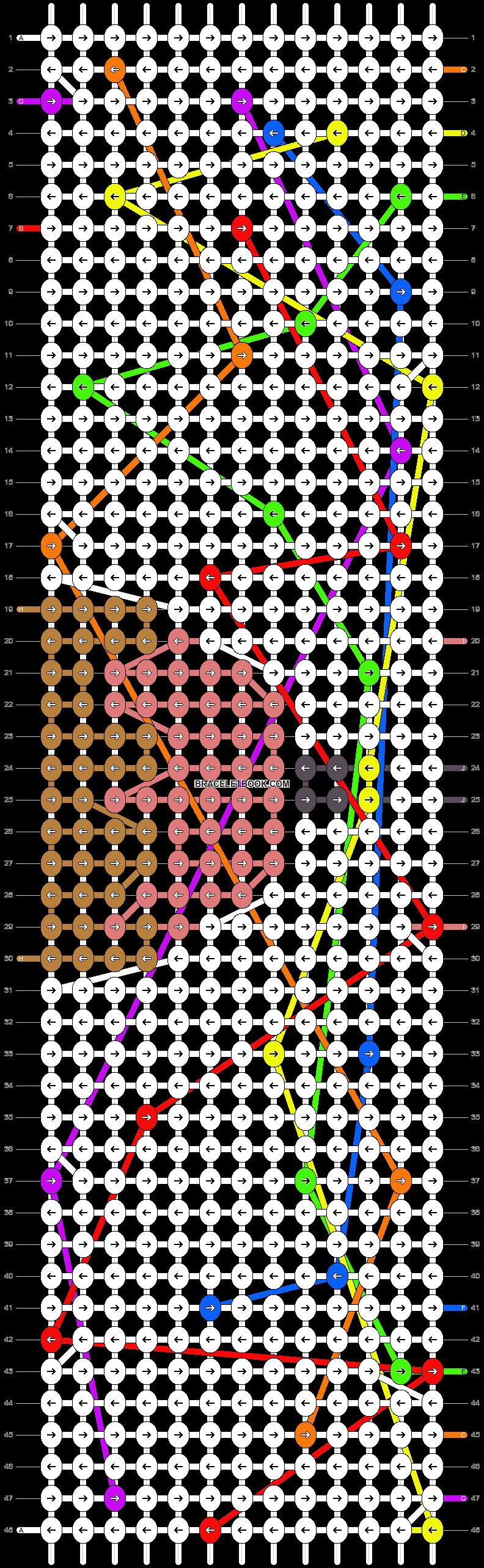Alpha pattern #54893 pattern