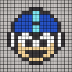 Alpha pattern #54894