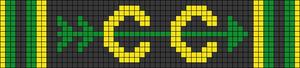 Alpha pattern #54898