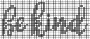 Alpha pattern #54901