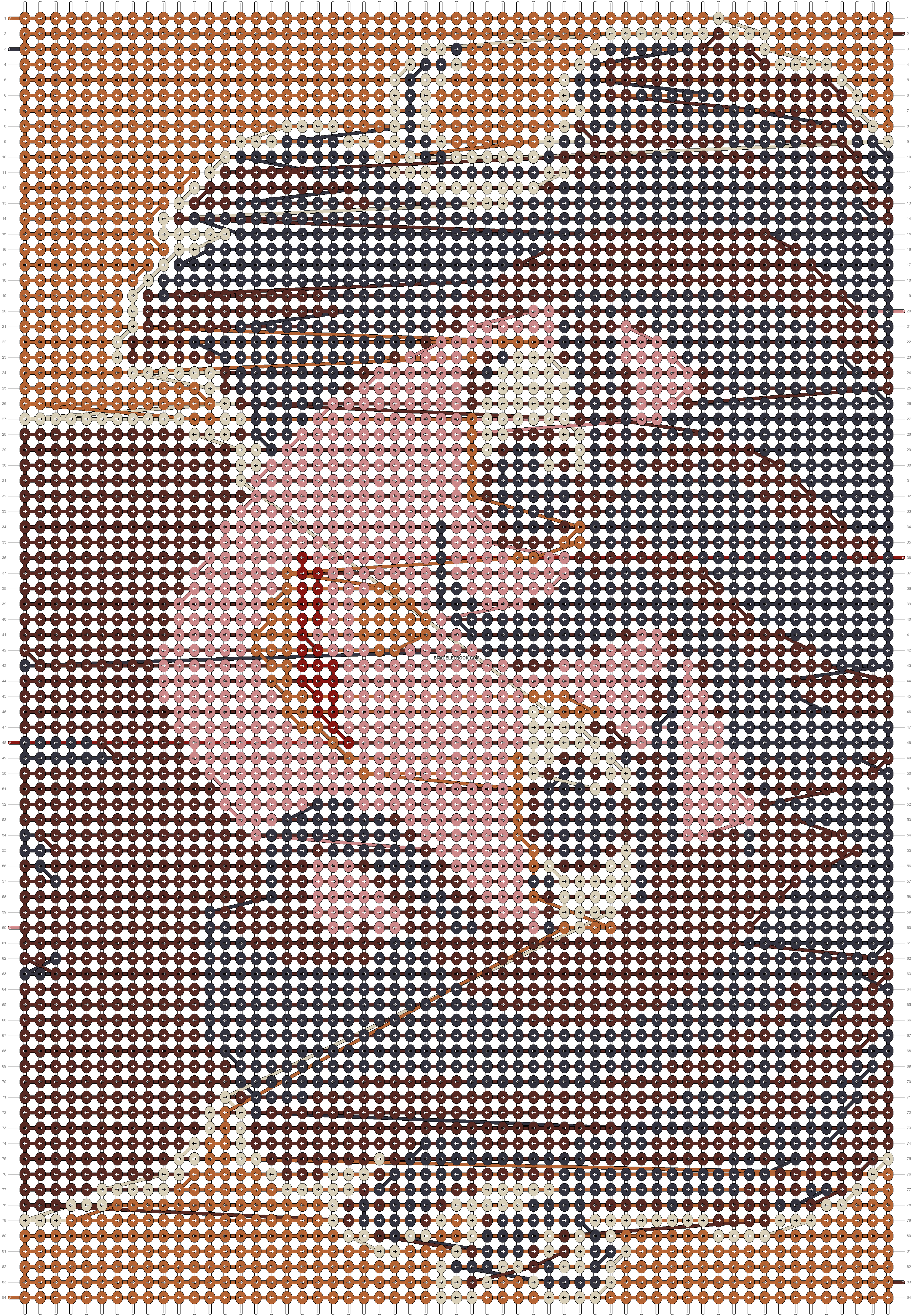 Alpha pattern #54903 pattern