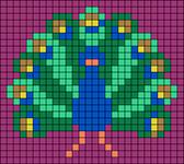 Alpha pattern #54907