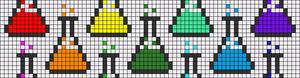 Alpha pattern #54909
