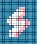Alpha pattern #54918