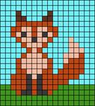 Alpha pattern #54919