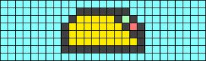 Alpha pattern #54922
