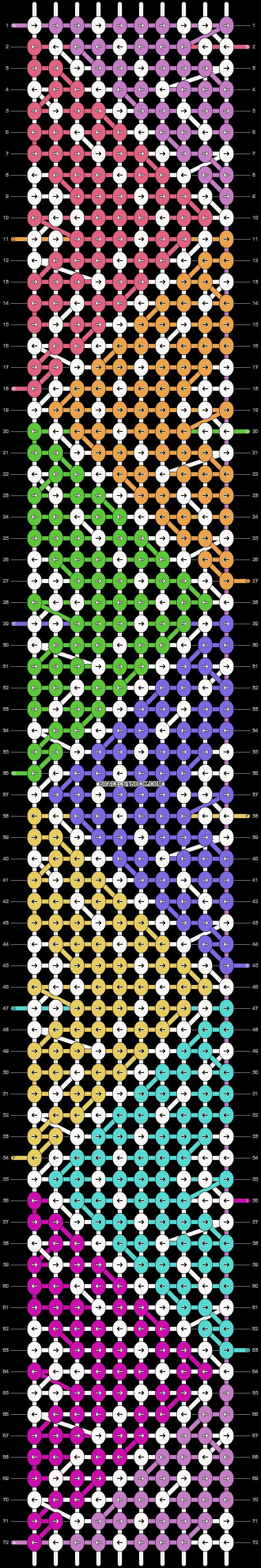 Alpha pattern #54924 pattern