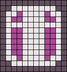 Alpha pattern #54925