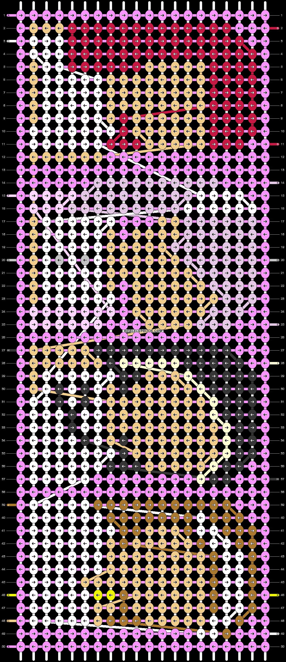 Alpha pattern #54927 pattern
