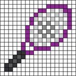 Alpha pattern #54928