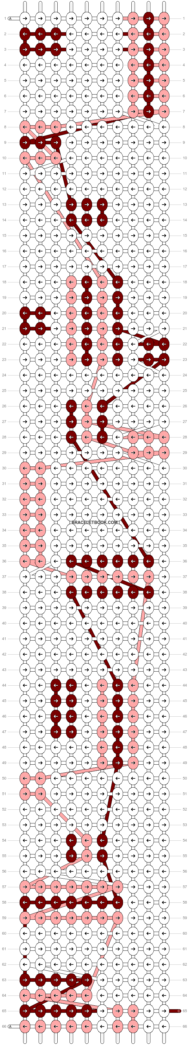 Alpha pattern #54929 pattern
