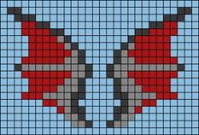 Alpha pattern #54959