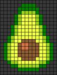 Alpha pattern #54965