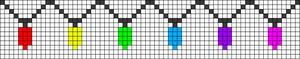 Alpha pattern #54972