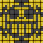 Alpha pattern #54976