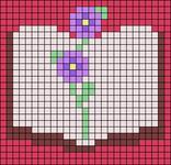 Alpha pattern #54978