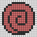 Alpha pattern #54980