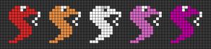 Alpha pattern #54981