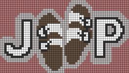 Alpha pattern #54989