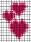 Alpha pattern #54991