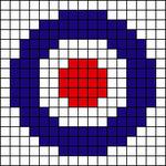 Alpha pattern #54992