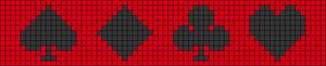Alpha pattern #54997