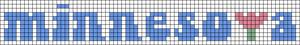 Alpha pattern #54999
