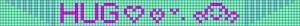 Alpha pattern #55000