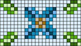 Alpha pattern #55004